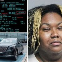 New Orleans 911 dispatcher, 33, is fired and charged with theft after she 'refused to return $1.2million mistakenly deposited into her account by Charles Schwab' - Kelyn Spadoni allegedly used funds to buy a house and car