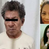 Mexican 'serial killer cannibal' Andrés Mendoza says he peeled the skin off his last victim's face because she was 'pretty' -admits fatally stabbing five other women in the heart, before eating some of their remains