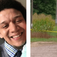 Cops in search of suspects in quadruple-homicide after two women and two men  are found shot dead in SUV abandoned in Wisconsin cornfield - Police say victims are  residents of neighboring Minnesota