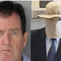 'Straw Hat Bandit' strikes again! Paroled serial bank robber arrested by FBI for 'holding up 11 Pennsylvania banks and stealing $500,000'