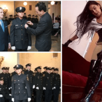 Former dominatrix, Kristen Hyman, fights to keep job as sheriff's officer in New Jersey - June 27 disciplinary hearing will decide