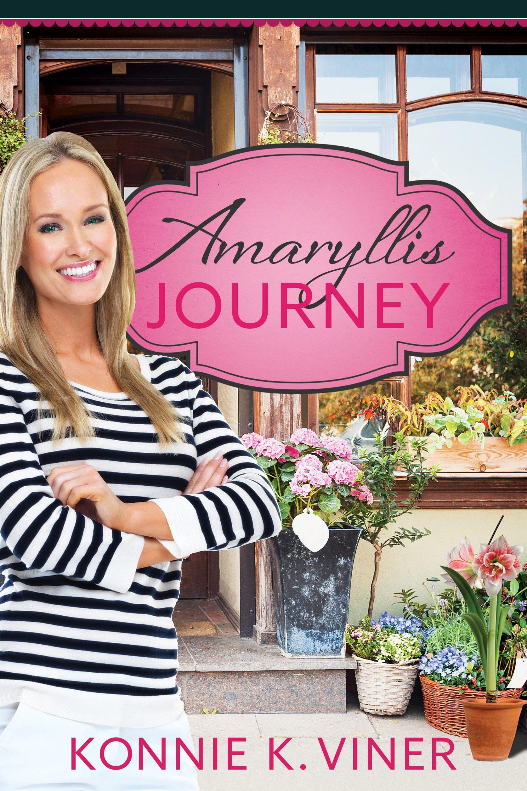 Amaryllis Journey Cover