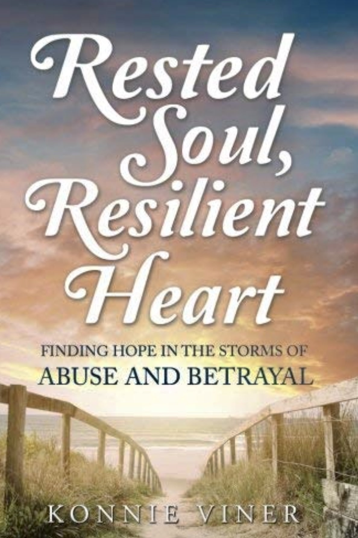 Rested Soul Resilient Heart Cover
