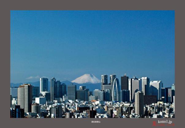 富士山遠望01