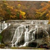 ブログ 茨城県 大子町 袋田の滝 日本三大瀑布 紅葉