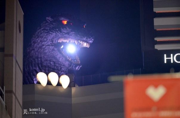 新宿 歌舞伎町 東宝シネマ IMAX ゴジラ GODZILLA