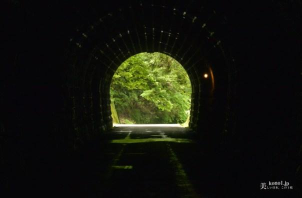 旧天城トンネル140
