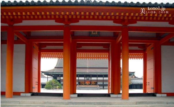 京都 御所 紫宸殿