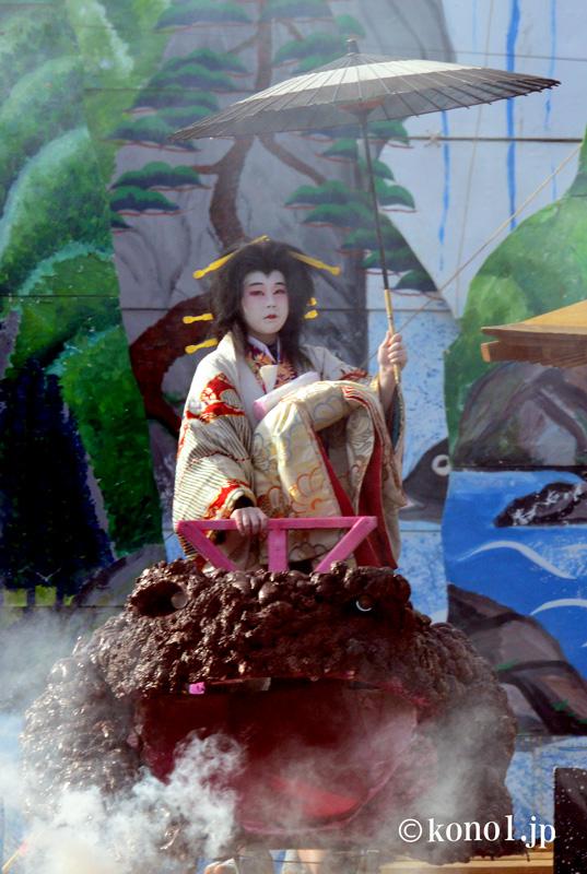 山あげ祭 烏山 金井町 八雲神社 世界遺産の祭 山鉾屋台行事 将門 栃木県の祭