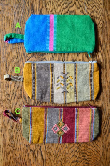 """From San Gaspar Chajul, Quiché, Guatemala Made by women members of Asociación Chajulense $13.00 Sizing:4"""" H x 6.5"""" L Amount Available: 8"""
