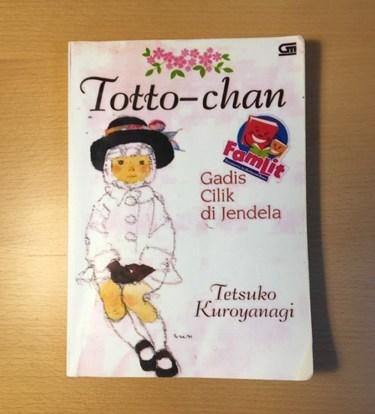 窓ぎわのトットちゃんのインドネシア語訳