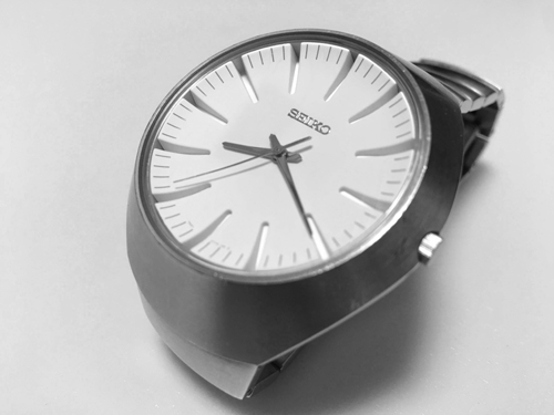 腕時計SEIKOスピリット