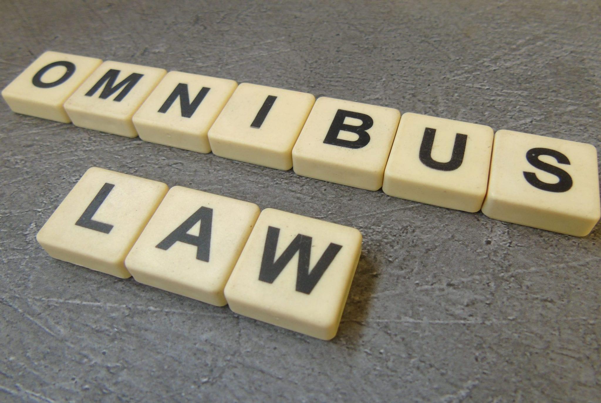 Gara-gara RUU Cipta Kerja Omnibus Law, Tatanan Hukum Kita Menjadi Tidak Berarti