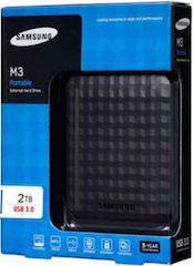 Samsung M3 Portable (HX-M201TCB)