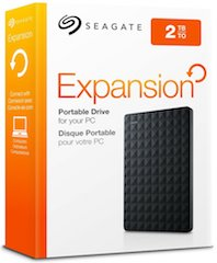 Seagate Expansion (STEA2000400)