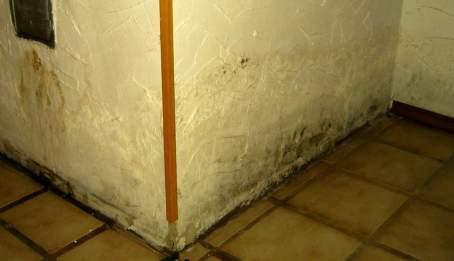 Mauertrockenlegung: Aufsteigende Feuchte - Nasse Wände & Fundament