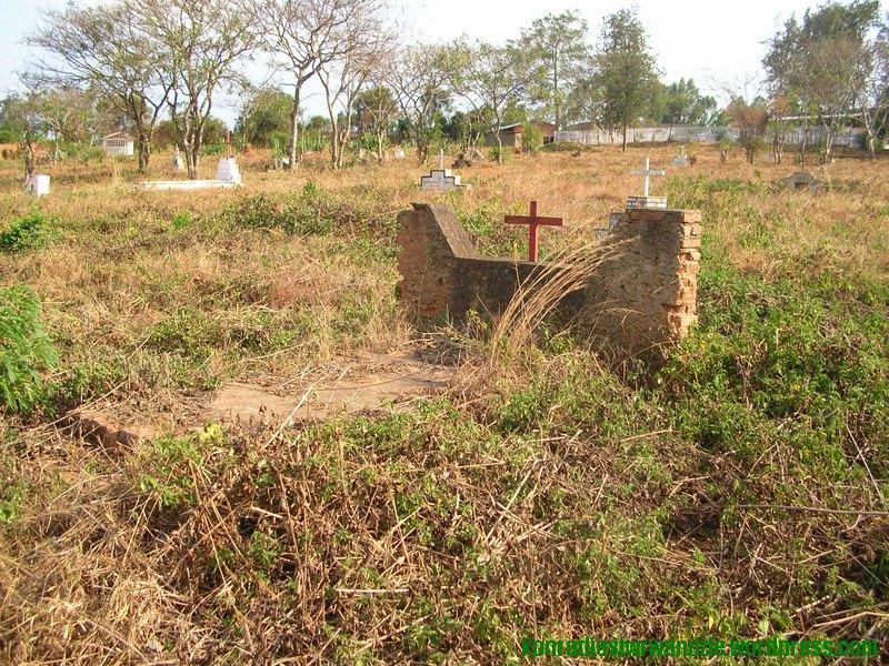 Cmentarz w Nyamata