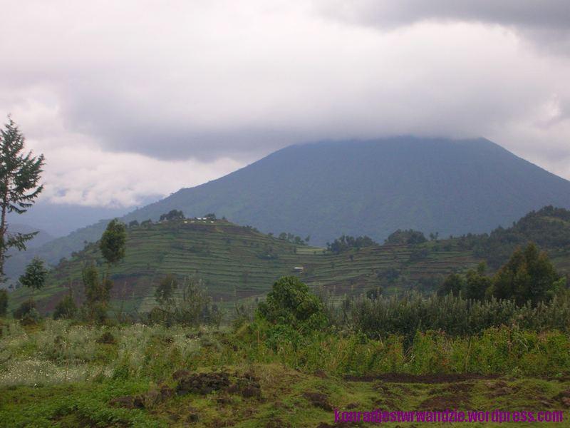 Ostatni rzut oka na wulkany