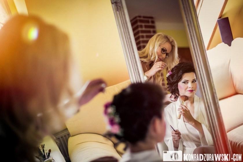 przygotowania ślubne Lubin