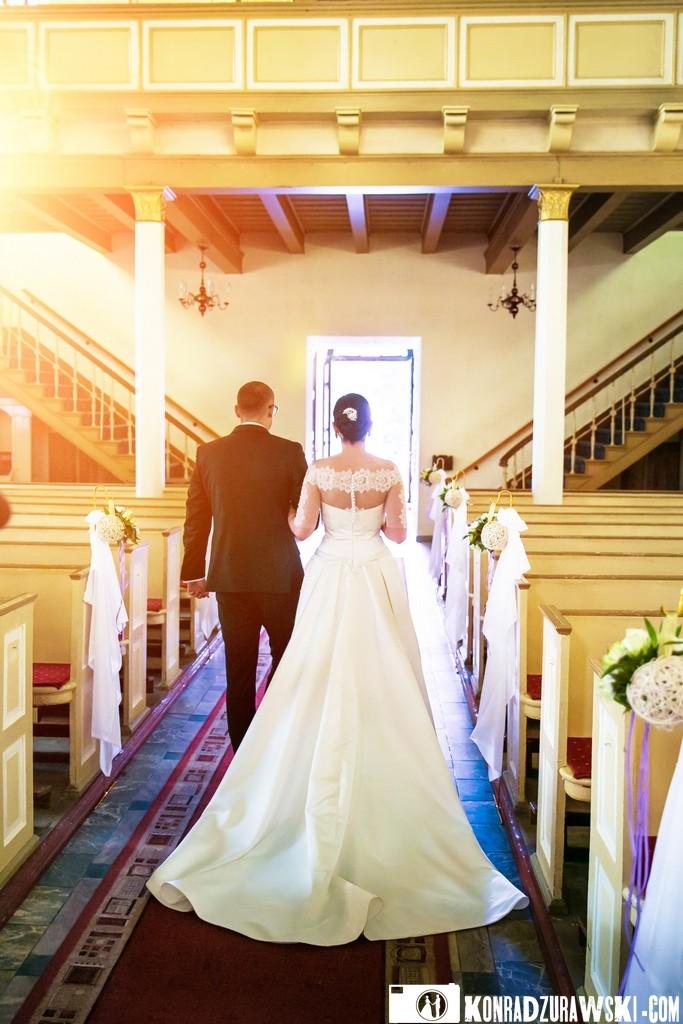 ślub Mysłakowice