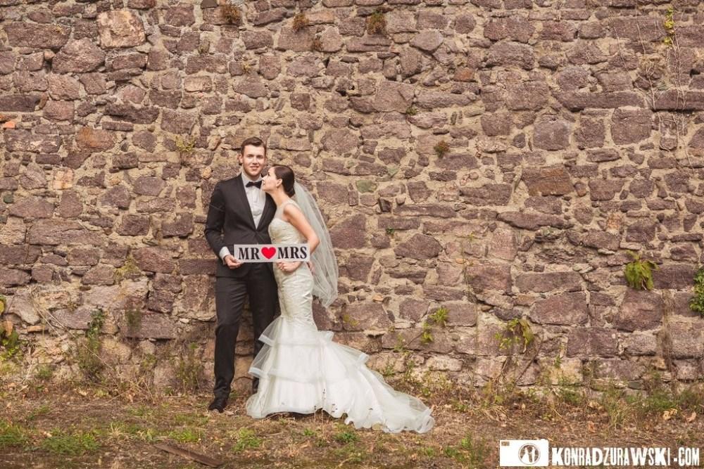 Ola&Tomasz w zamku