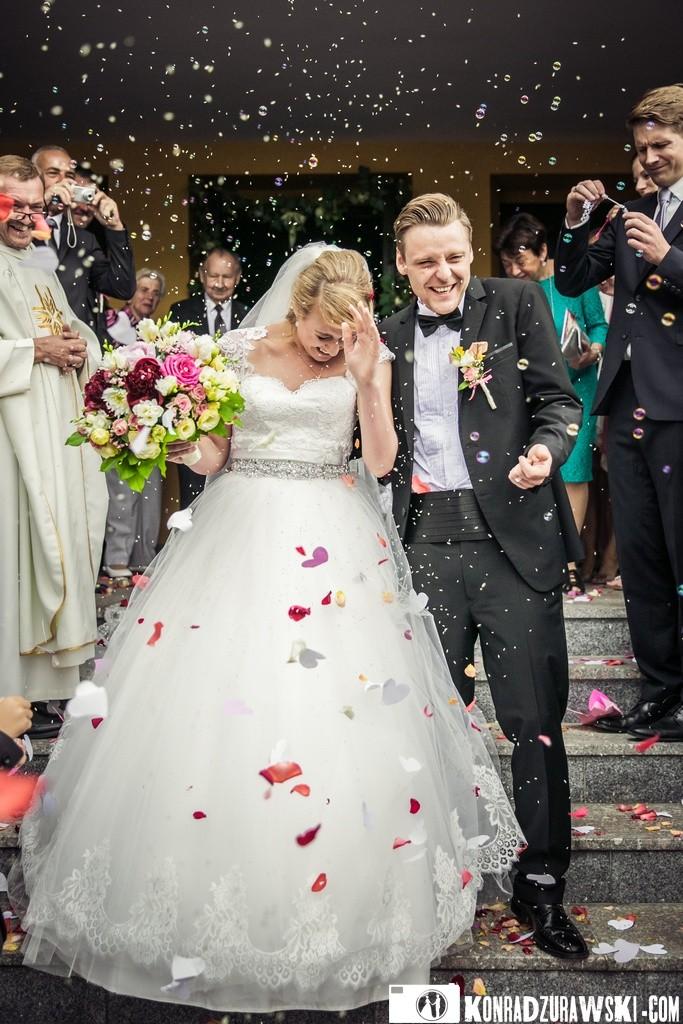 Ślub w Pałacu Wojanów to wyjątkowe wydarzenie. Za moment przeniesiemy się w to magiczne miejsce   Konrad Żurawski