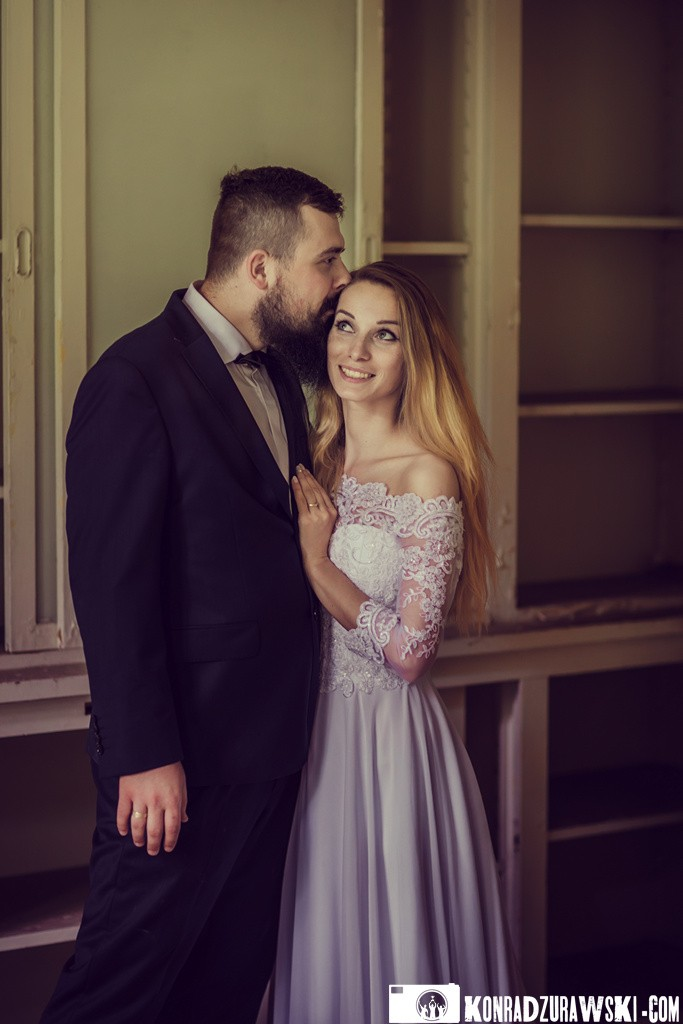 Tak wygląda miłość Jowity i Marcina - fotografia ślubna Legnica | Konrad Żurawski