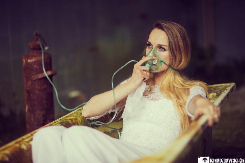Udało się uratować pannę młodą - fotografia ślubna Legnica | Konrad Żurawski