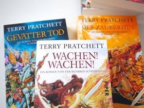 Terry Pratchett Scheibenwelt-Romane   Foto: konsensor.de