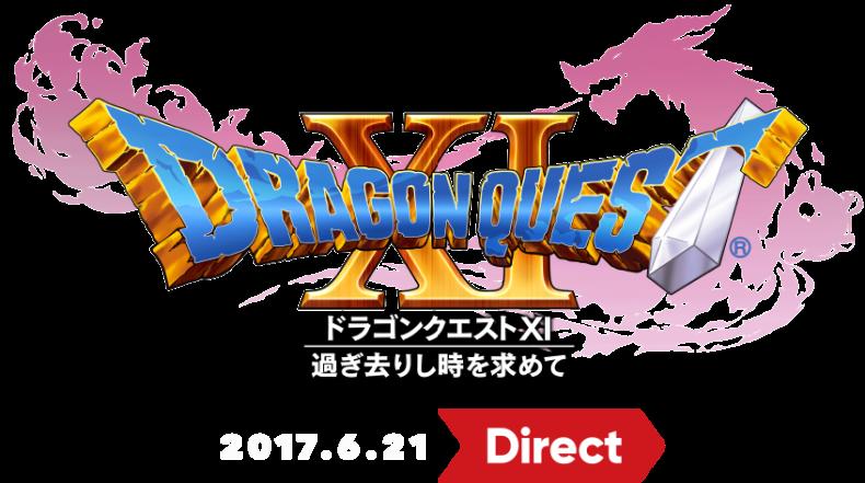dragon quest xi direct
