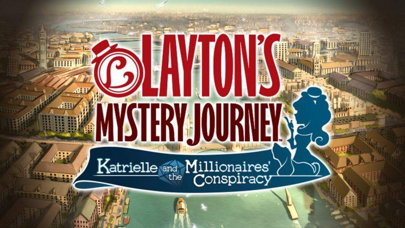 laytons mystery journey
