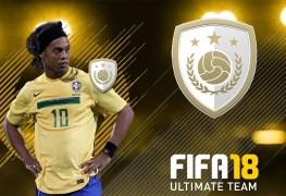FIFA 18 Ronaldinho