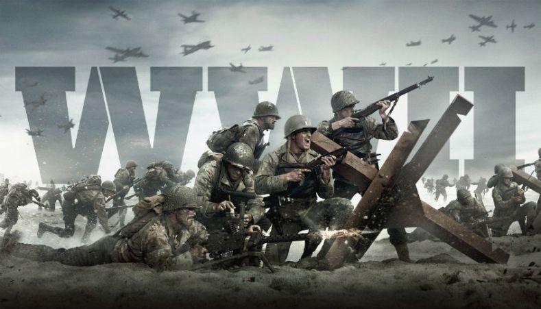 recenzja Call of Duty: WWII