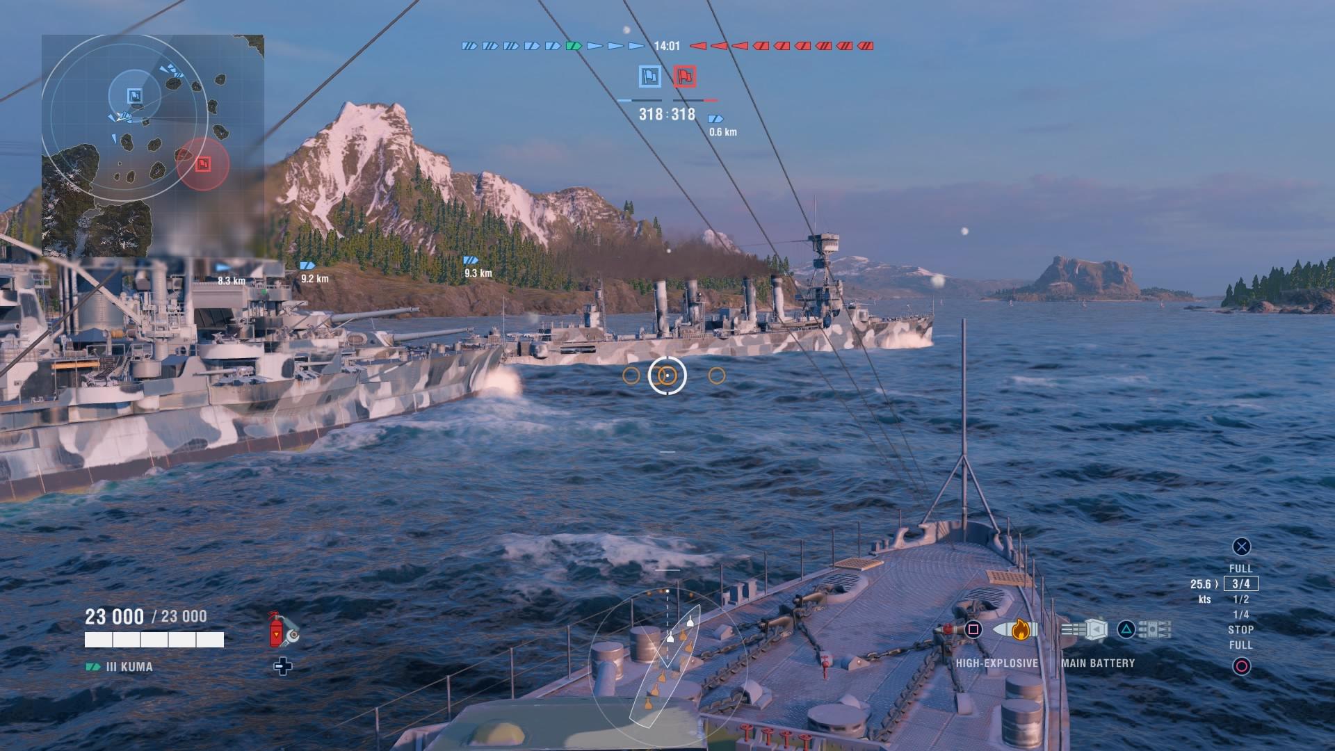 Beta World of Warship: Legend, pierwsze (świetne!) wrażenia