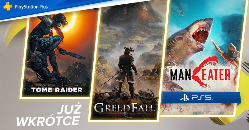 PlayStation Plus Styczeń 2021