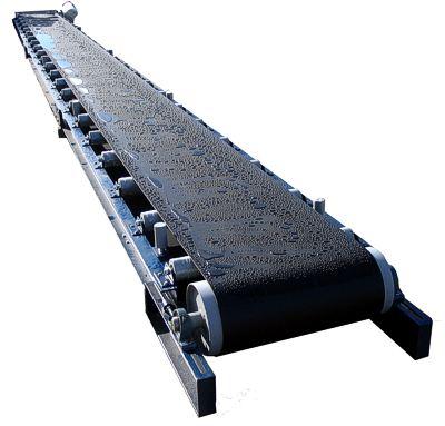 устройство для перемещения грузов конвейер