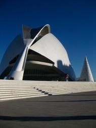 Ciudad de las Artes y las Ciencias, Valencia, España