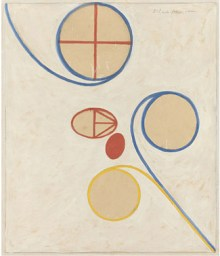 A Pioneer of Abstraction by Hilma af Klint
