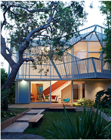 A New Sculpturalism - Contemporary Architecture from Los Angeles