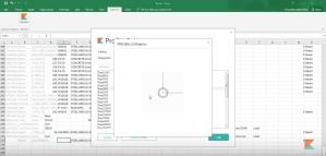 Konstru plugin for Excel