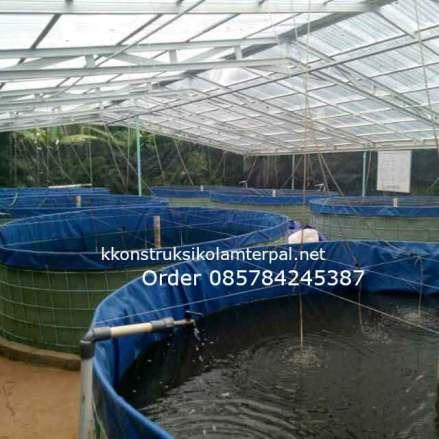 pusat penjualan kolam terpal bulat Bandar Banjarmasin