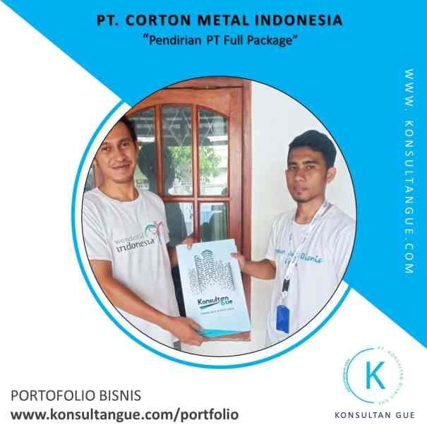 PT. Corton Metal Indonesia