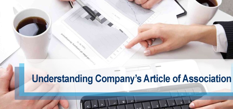 Understanding the Company's Article of Association