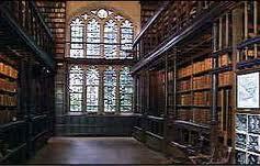 Oxofrd University Bodleian Library