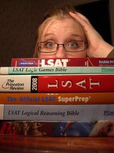 LSAT-Books