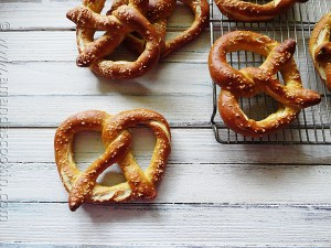 homemade-german-pretzels