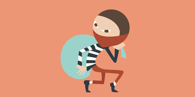 mencuri