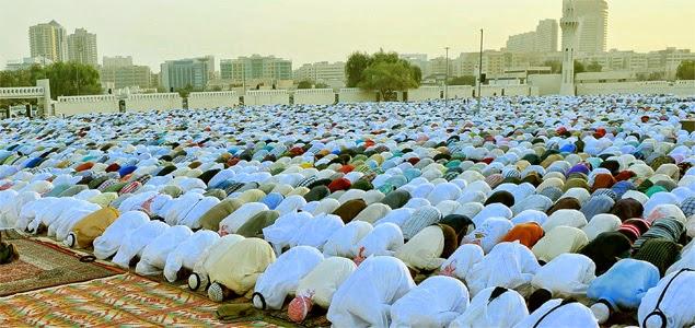 wajib tidaknya shalat Jumat pada Hari Raya Iedul Adha dan Iedul Fithri