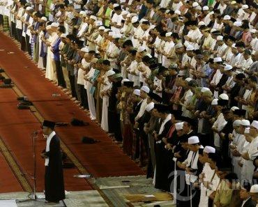 Inilah Pendapat Imam Syafi`i Ra Terkait Hukum Shalat I`adah Zhuhur