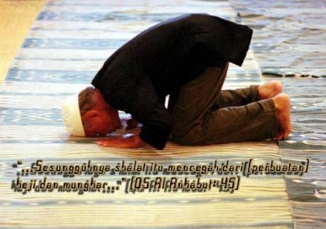 cara berdoa istikharah